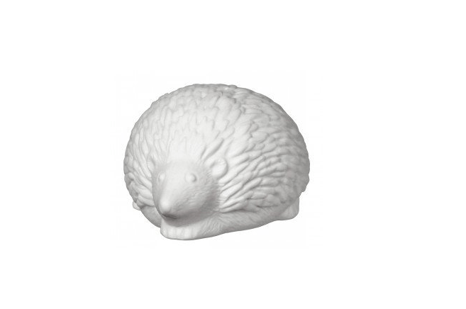 Porcelain Hedgehog Nightlight