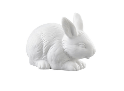 Porcelain Rabbit Nightlight
