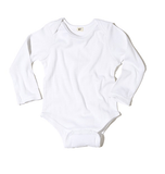 Goat-Milk Ribbed Longsleeve Onepiece