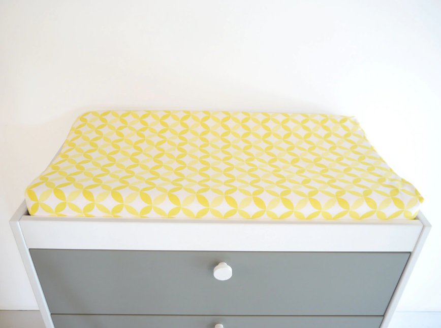 Spot On Square Organic Changing Pad Cover