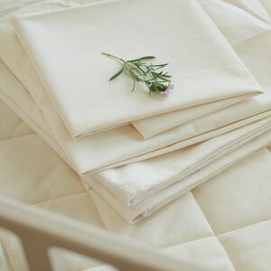 Naturalmat Latex Mat + Mattress Protector & Fitted Sheet Options