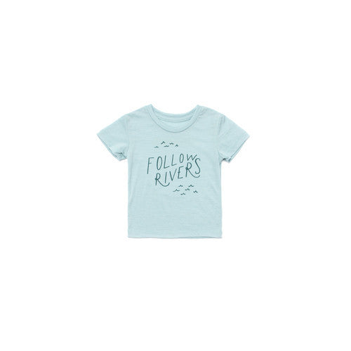 fawn&forest Merino Wool Tee - fawn&forest