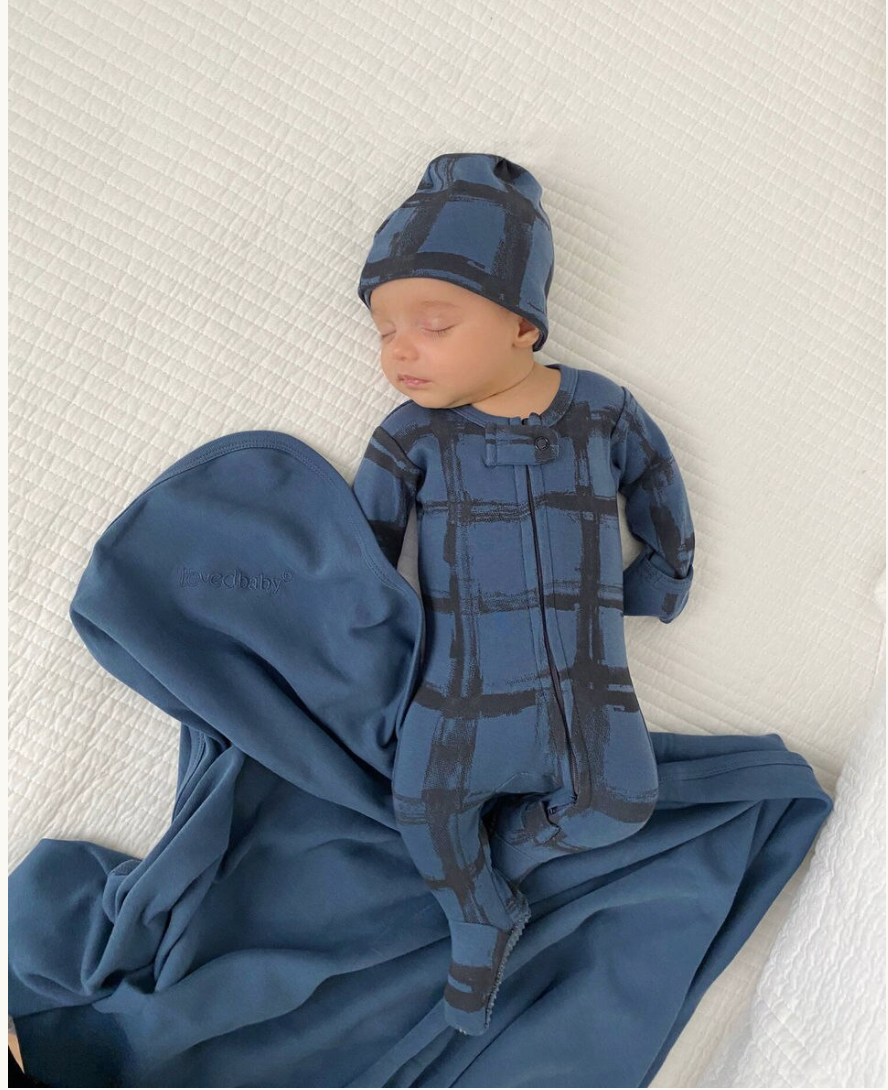 L'ovedbaby Organic Swaddling Blanket