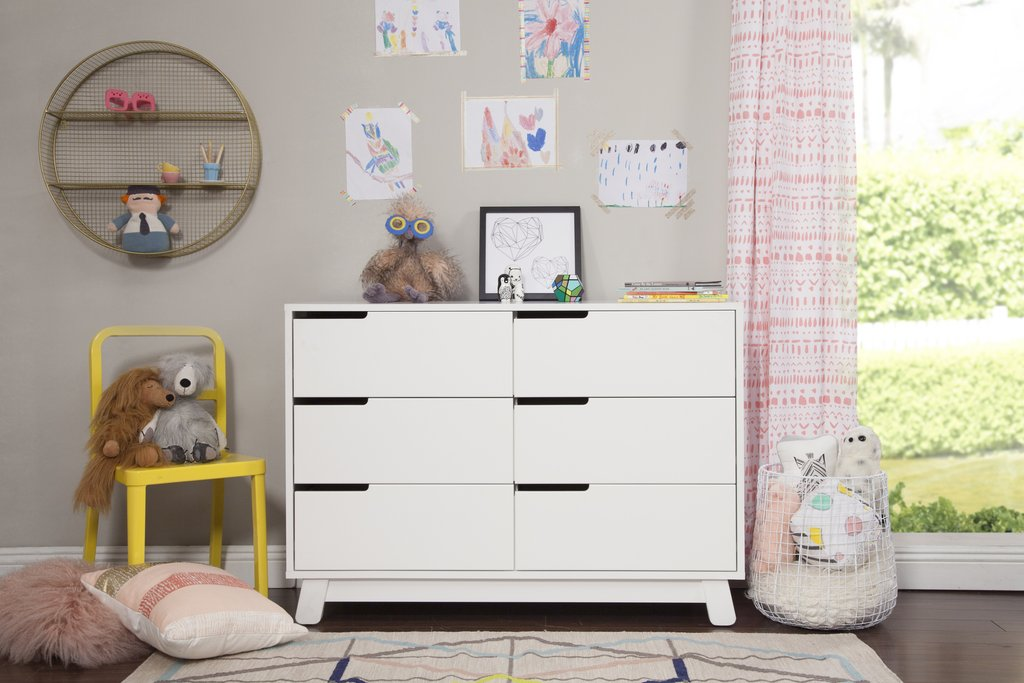 Babyletto Hudson Six Drawer Dresser