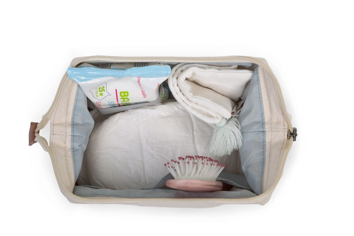 'Baby Necessities' Toiletry Bag