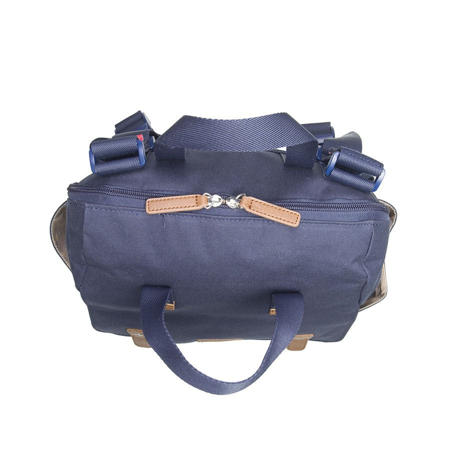 Babymel Robyn Convertible Backpack Navy