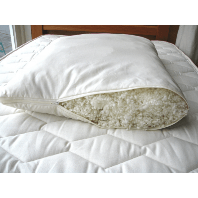 Woolly Down Pillow