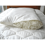 Holy Lamb Woolly Down Pillow - fawn&forest