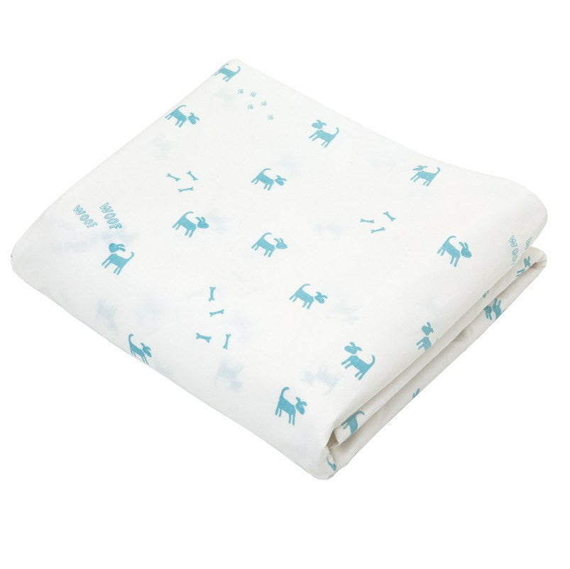auggie Auggie Crib Sheets - fawn&forest