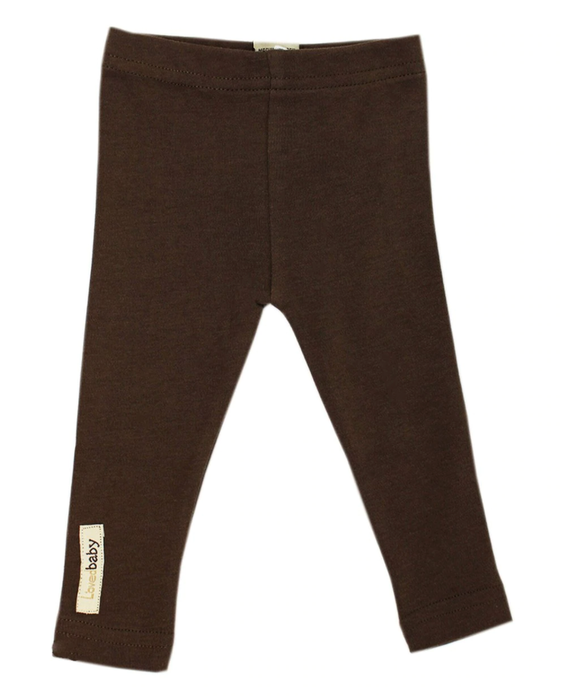L'ovedbaby Organic Cotton Leggings