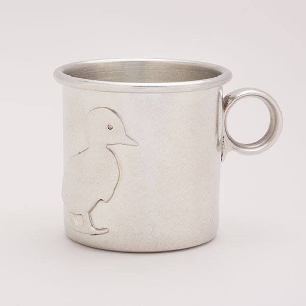 BeeHive Heirloom Animal Baby Cup - fawn&forest