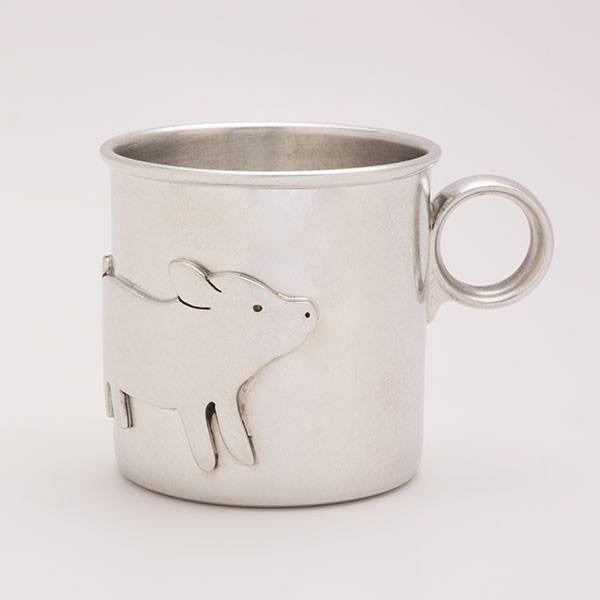 Heirloom Animal Baby Cup