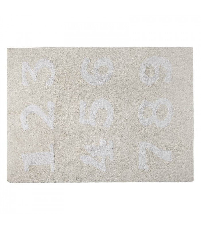 Lorena Canels Number Rug - fawn&forest