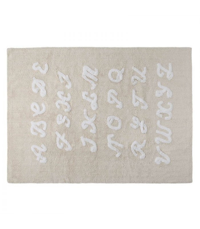 Lorena Canels ABC Rug - fawn&forest