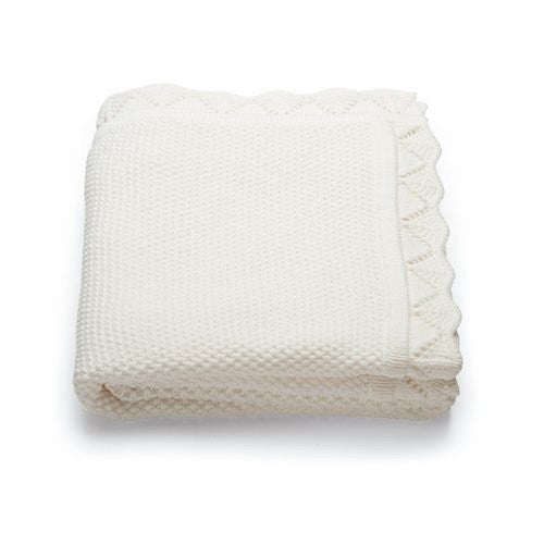 Stokke Stokke Knit Blanket - fawn&forest