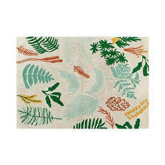 Botanical Plants Rug