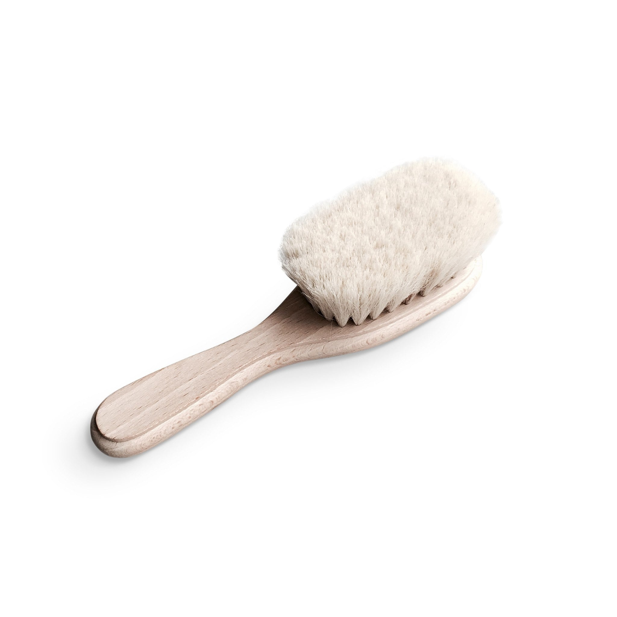 summer Heirloom Beech Wood Baby Hairbrush - fawn&forest
