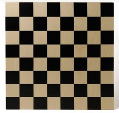 Naef Bauhaus Chess Board-Open Box SALE!