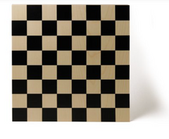 Naef Bauhaus Chess Board