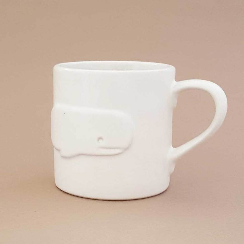 Beehive Whale Child's Cup