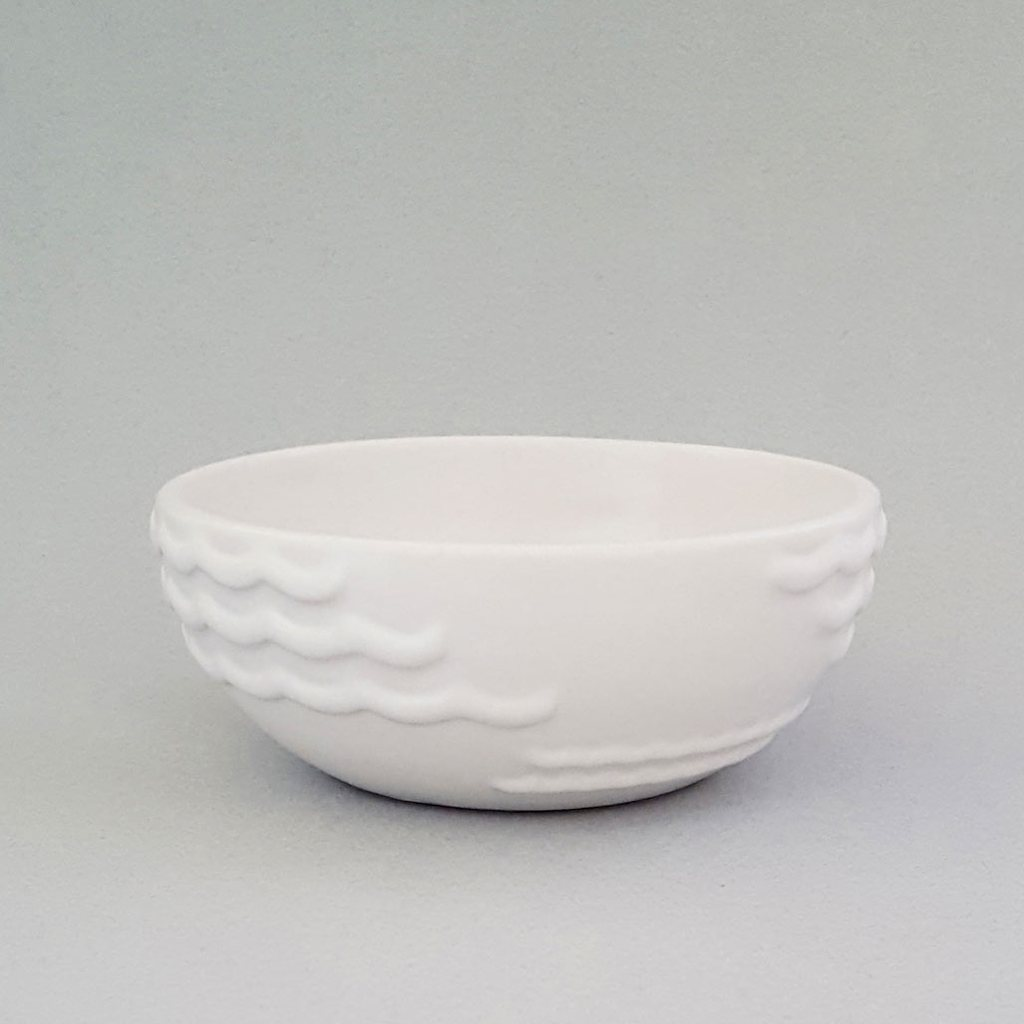 Beehive Waves Bowl