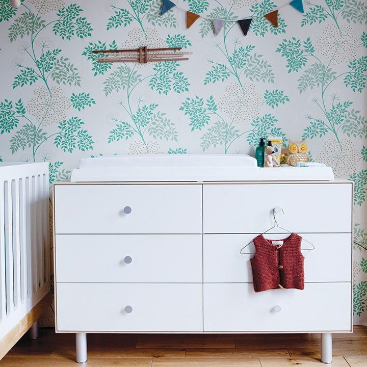 Oeuf Merlin 6 Drawer Dresser - Classic Base
