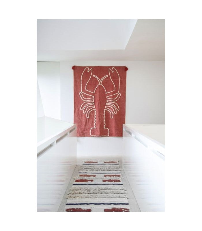 Lorena Canals Giant Lobster Wall Hanging