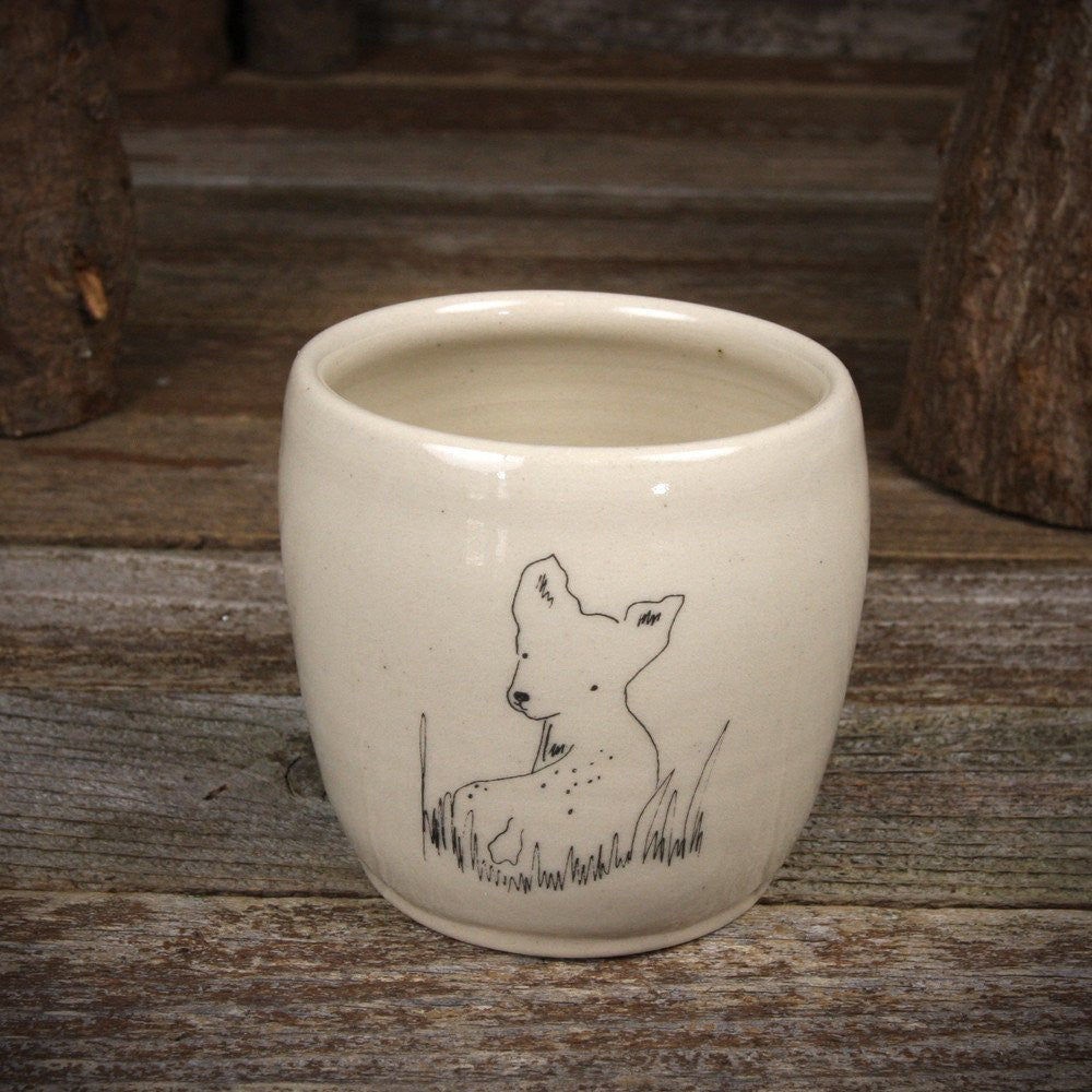 Kata Golda Ceramic Cup