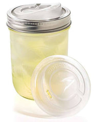 Cuppow Canning Jar Sippy Lid - fawn&forest