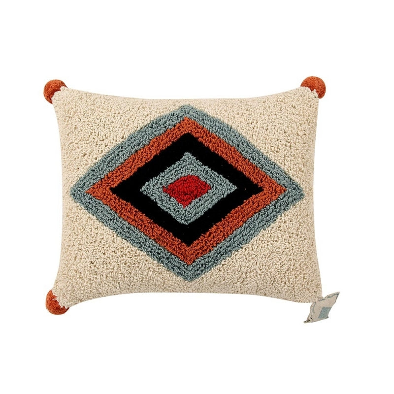 Lorena Canals Rhombus Cushion