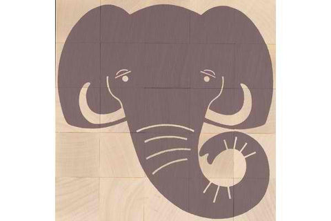 Naef Animal Puzzle - Elephant