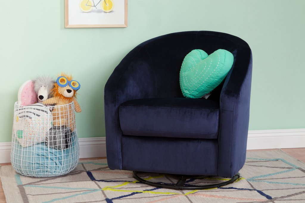 Million Dollar Baby Babyletto Madison Swivel Glider - fawn&forest