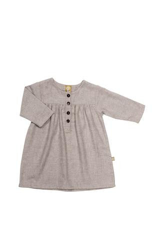 Nui Organics Constanza Dress - fawn&forest