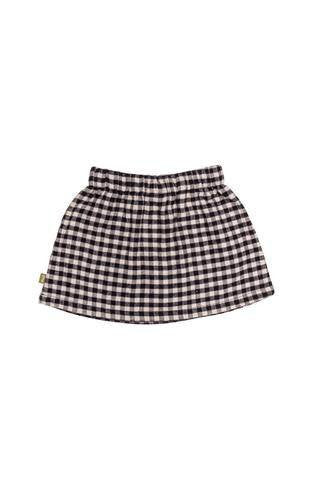 Farah Skirt - Check