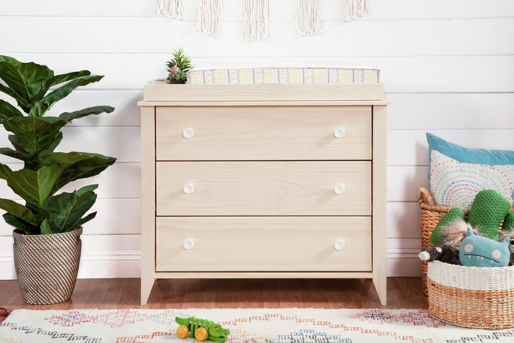 Million Dollar Baby Babyletto Sprout 3 Drawer Changer Dresser - fawn&forest