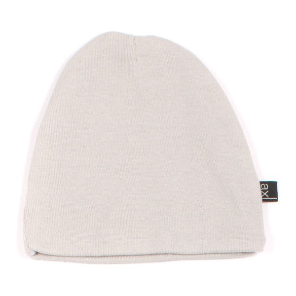 Organic Cotton Newborn Hat - Fog