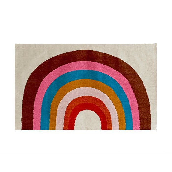 Oeuf Oeuf Rainbow Rug - fawn&forest