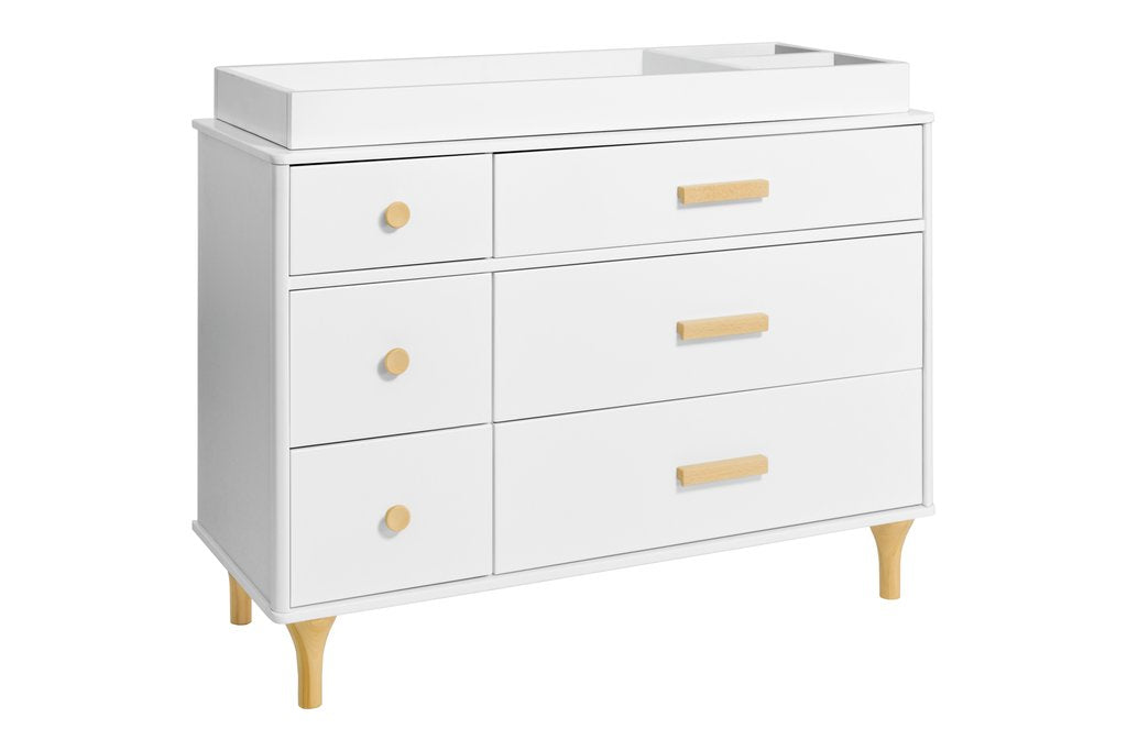 Babyletto Lolly 6-Drawer Dresser