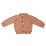 Mouse In The House Gathering Sweater - Sunrise - 2/3Y - SALE