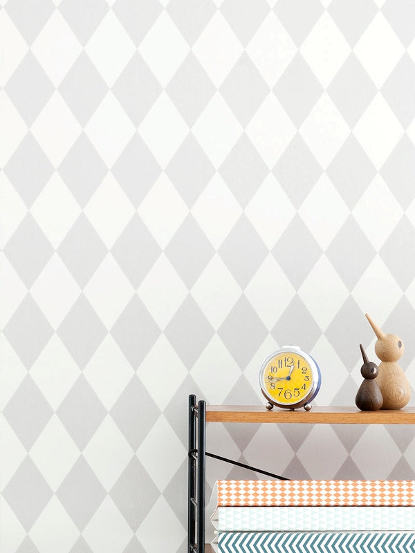 Ferm Living Kids Harlequin Wallpaper