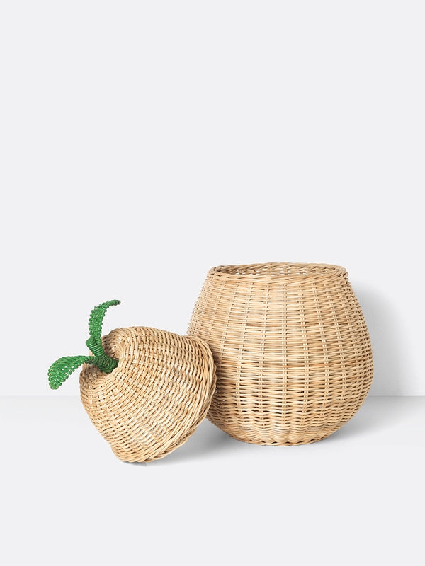 Ferm Living Ferm Living Grid Basket - fawn&forest