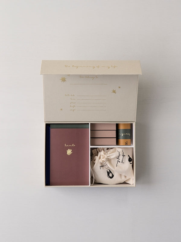 Ferm Living Kids Memory Box - The Beginning of my life