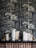 Ferm Living Kids Katie Scott Wallpaper - Trees