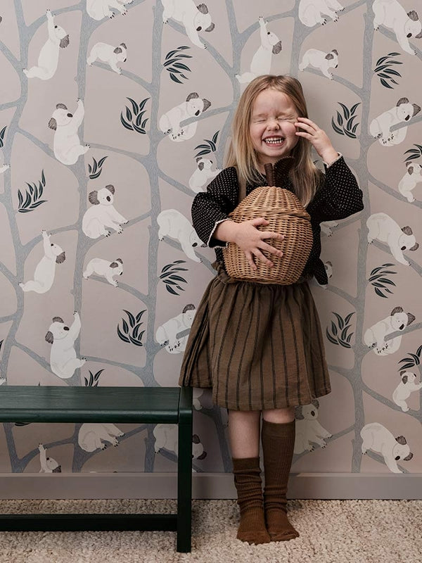 Ferm Living Kids Koala Wallpaper