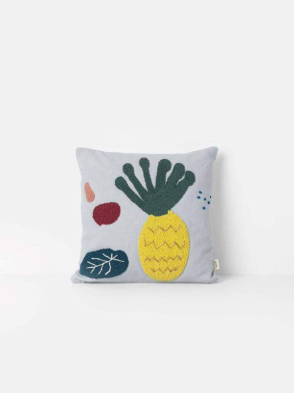 Ferm Living Kids Pineapple Cushion