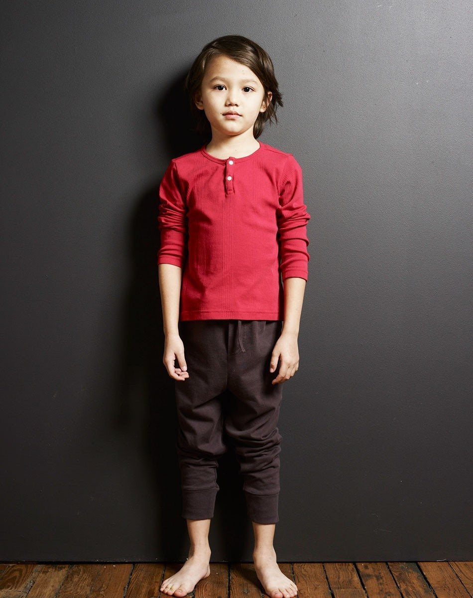 Goat-Milk Goat-Milk Slouchy Pant - fawn&forest