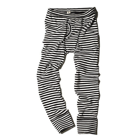 Goat-Milk Boys Striped Thermal Bottom