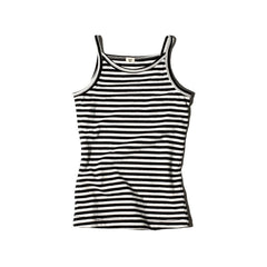 Goat-Milk Goat-Milk Girls Striped Tank - fawn&forest