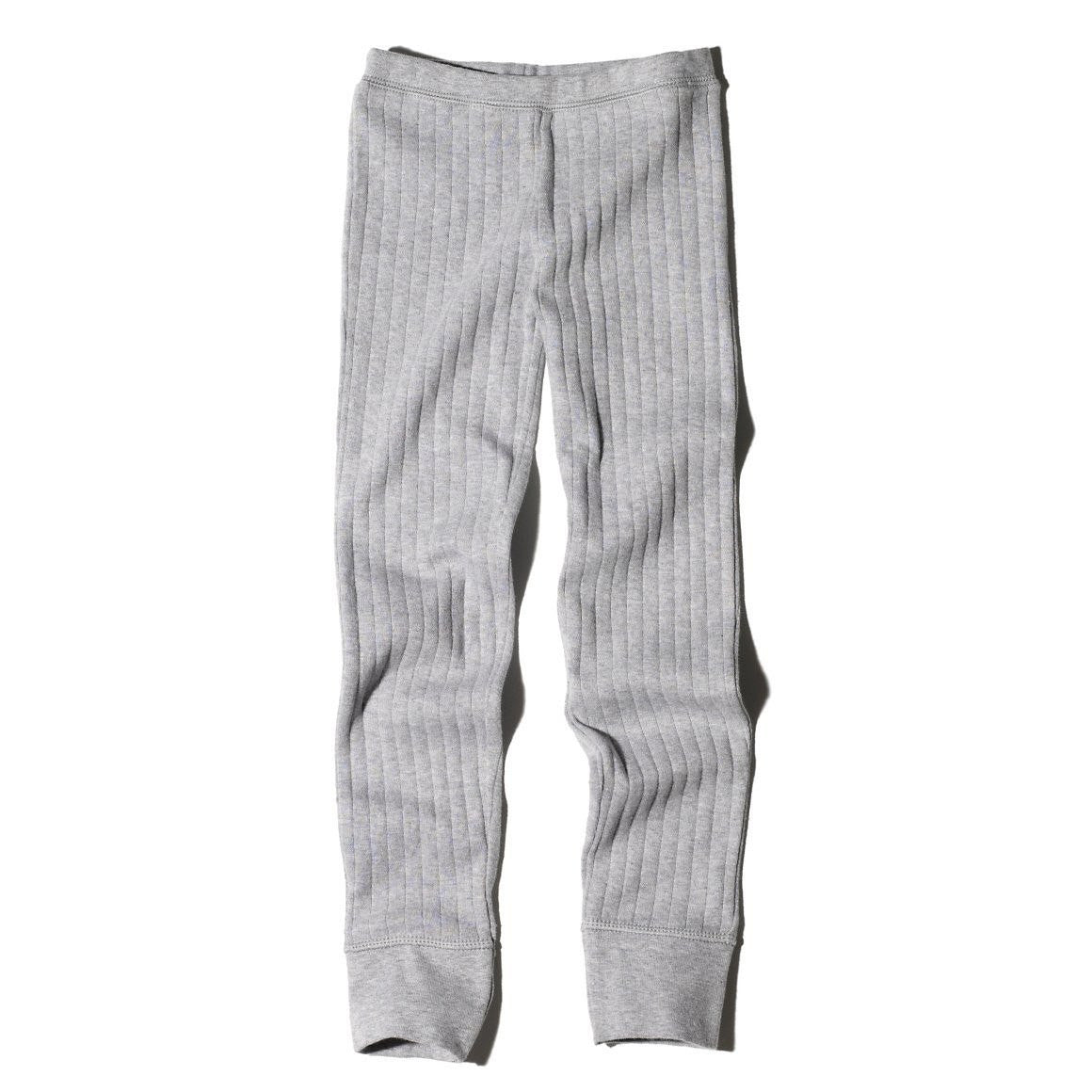 Goat-Milk Girls Dropneedle Thermal Bottoms - White