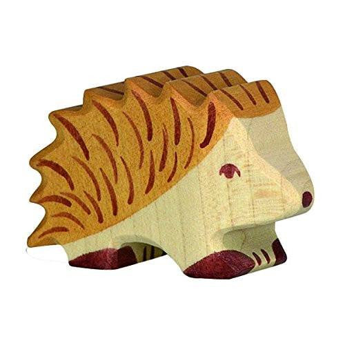 Holztiger Wooden Hedgehog - fawn&forest